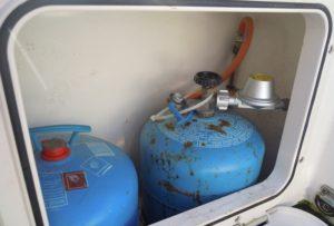expertise maritime circuit gaz et flexibles vedette d'occasion